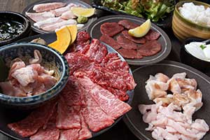 ホルモン組合 甲州精肉酒臓-料理写真1